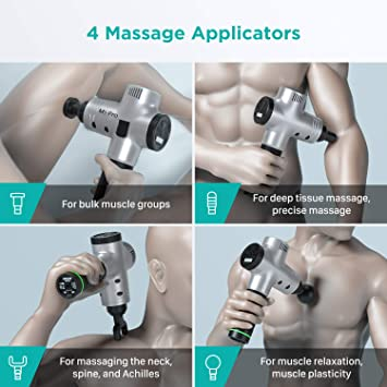 How to Use OPOVE M3 Pro Massager