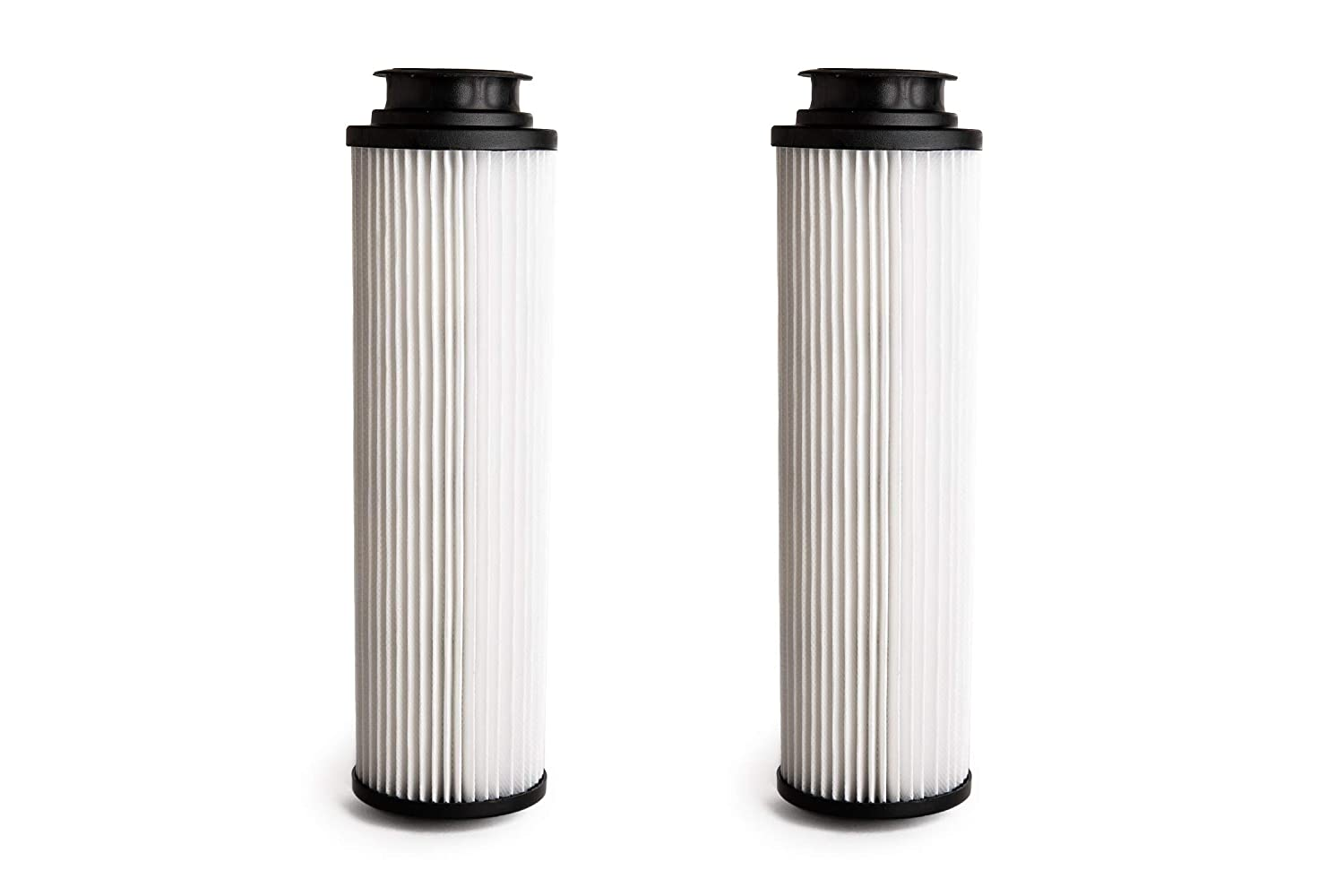 Green Label 2 PACK Type 201 HEPA Filters for Hoover Windtunnel, Savvy & Empower vacuum cleaners. Replaces OEM# 43611042, 42611049, 40140201. Long-Life Washable and Reusable