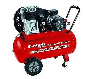 Ganz und zu Extrem Einhell Kompressor TE-AC 480/100/10 D (3,0 kW, 100 L @DS_85