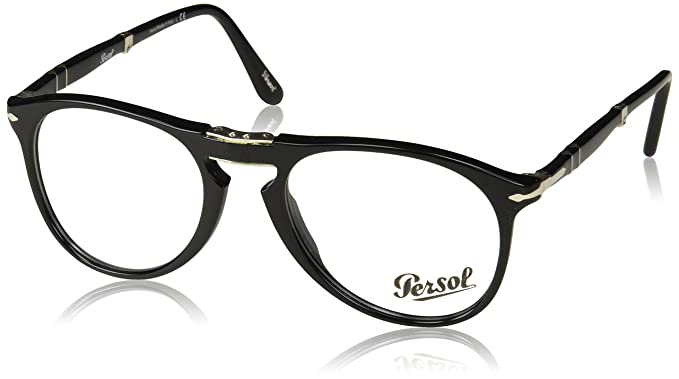 2ccadf55df0fd Amazon.com  Persol PO9714VM Eyeglasses Black 52  Shoes