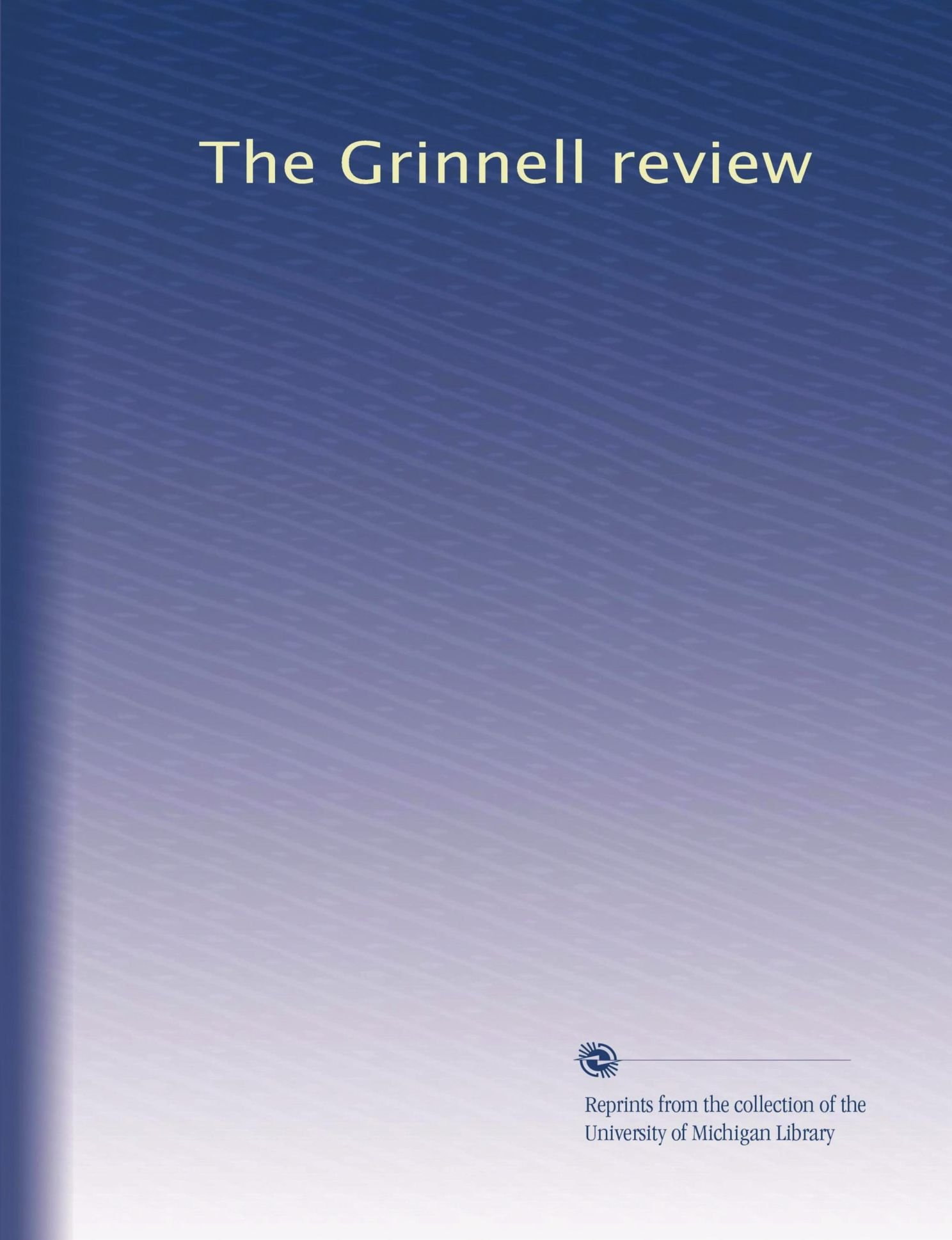 Download The Grinnell review ebook