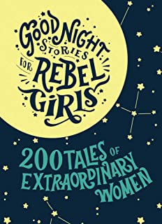 5a914072d9 Good Night Stories for Rebel Girls - Gift Box Set: 200 Tales of  Extraordinary Women