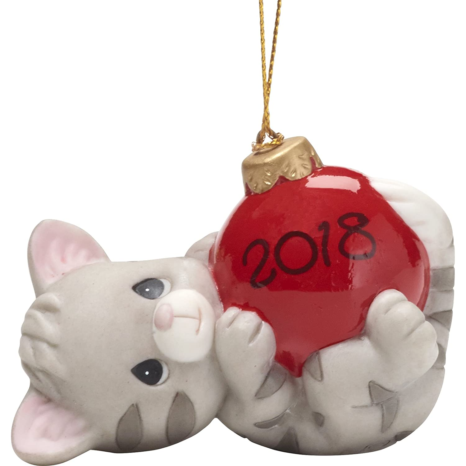 "Amazon Precious Moments"" May Your Holidays Be Purr FECT Dated"