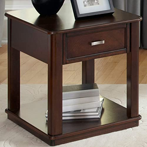 Liberty Furniture Industries Wallace Occasional End Table - a good cheap living room table