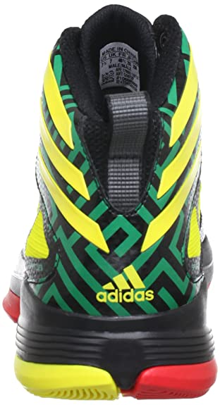 adidas Performance Crazy Fast Basketball Shoes Mens: Amazon.co.uk: Shoes &  Bags