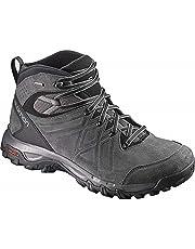 Salomon Men's Evasion 2 Mid Leather Gore-Tex Hiking Boot