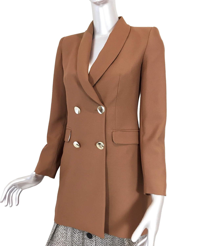 Amazon.com: Zara 8111/295/751 - Abrigo de rana para mujer ...
