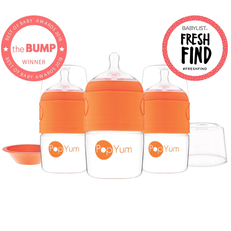 Amazon.com: PopYum - Botella para bebé con fórmula ...