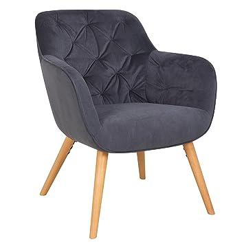Woltu Sks06dgr Relaxsessel Ohrensessel Design Sessel Polstersessel
