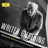 Walter Gieseking  The Complete Bach Recordings On Deutsche Grammophon
