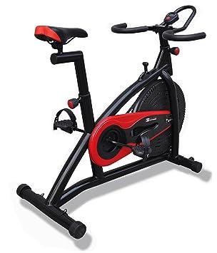 bicicleta ciclo indoor domestica de spinning, (oferta de exposición)