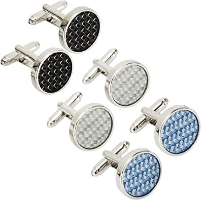 Road One Way Sign Cufflinks Crystal Tie Clip Bar Box Set Engraved