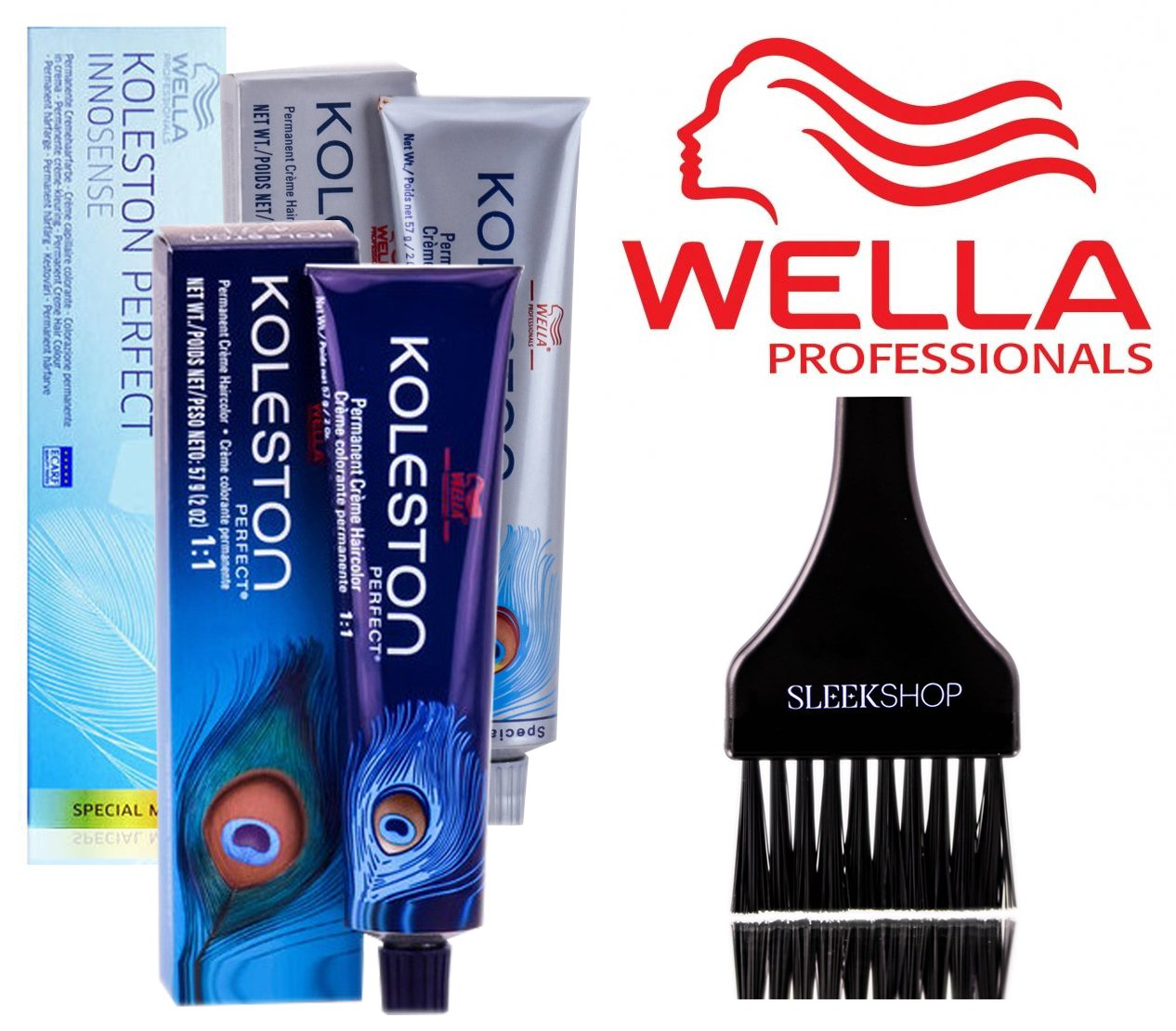 Wella KOLESTON Perfect Permanent Creme Haircolor, 2