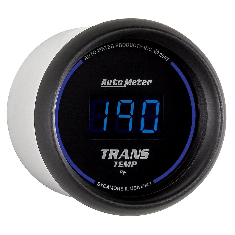 Auto Meter 6949 Cobalt Digital Transmission Temperature Gauge by Auto Meter (Image #5)