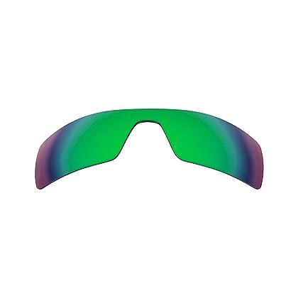 ce1a6c925f Best SEEK OPTICS Replacement Lenses Oakley OIL RIG - Green Mirror