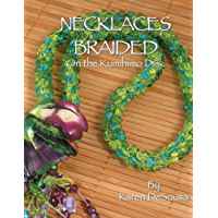 Necklaces Braided On the Kumihimo Disk (English Edition)