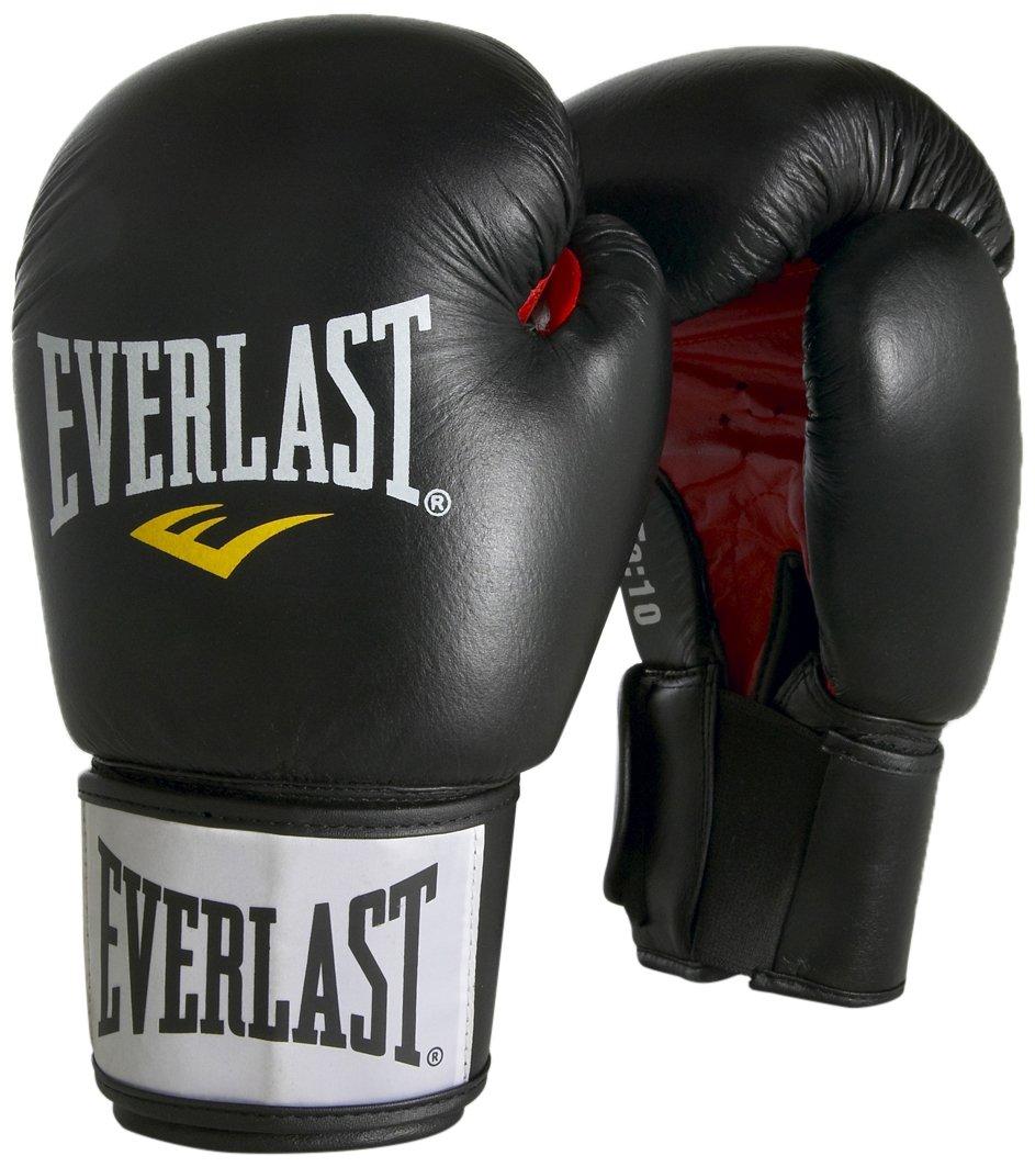 Everlast Moulded Foam Training Gloves Gants de boxe entrainement Noir 10oz