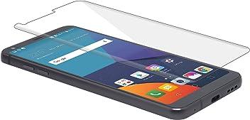 StilGut, pellicola protettiva ultraresistente in vetro temperato per LG G6. Pellicola vetro temperato curvo 3D per originale LG G6