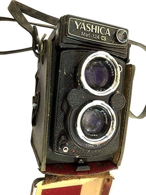 Global Art World Classic Yashica D Camera TLR YASHICOR 3.5/80 f=80 ...