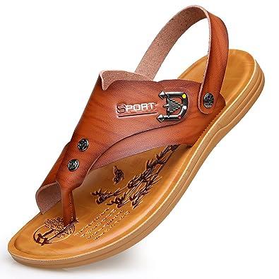 latest discount cheap for sale outlet Amazon.com   New Men's Sandals Summer Beach Shoes Sandals ...