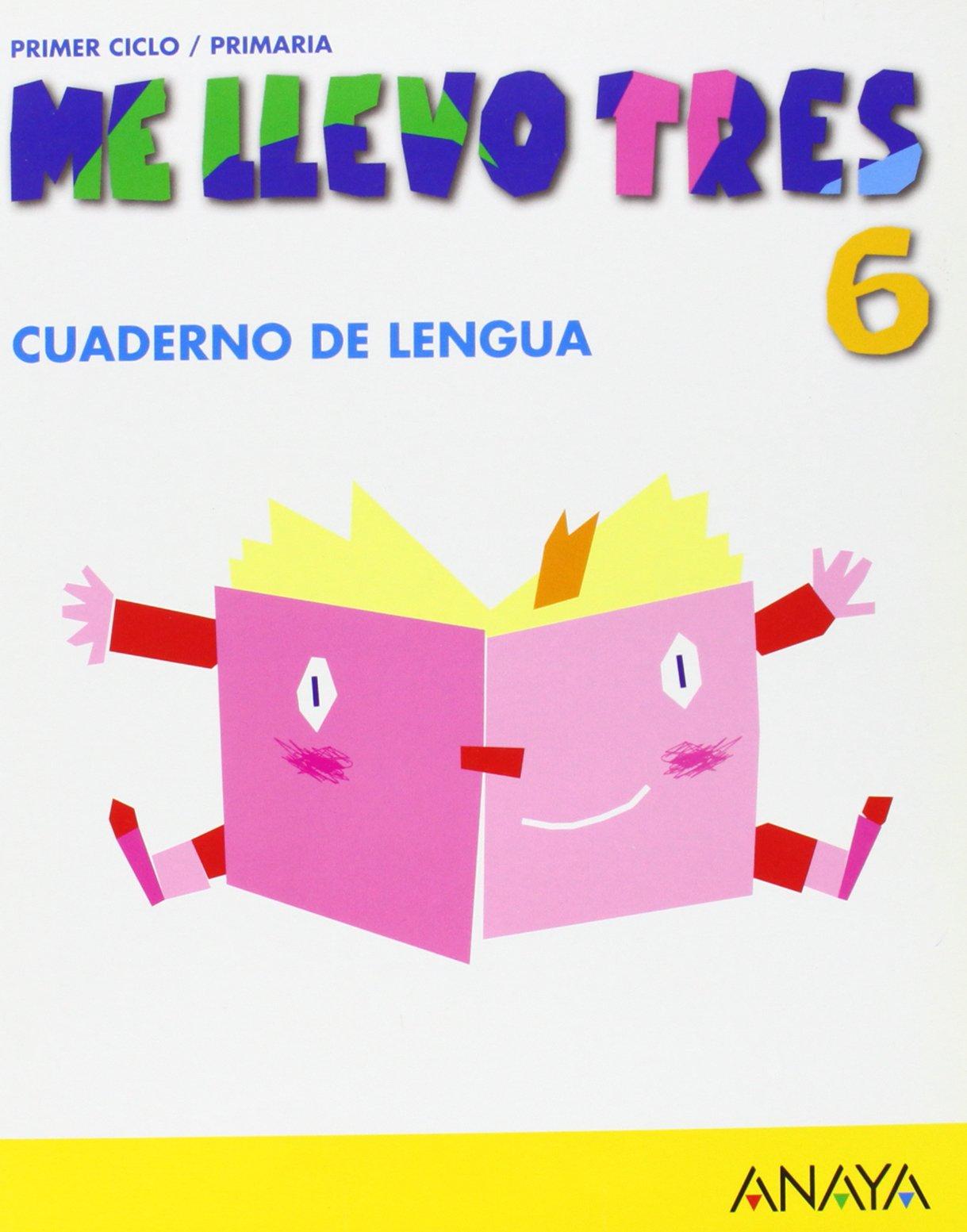 Cuaderno de Lengua 6 (Spanish) Paperback – July 2, 2007