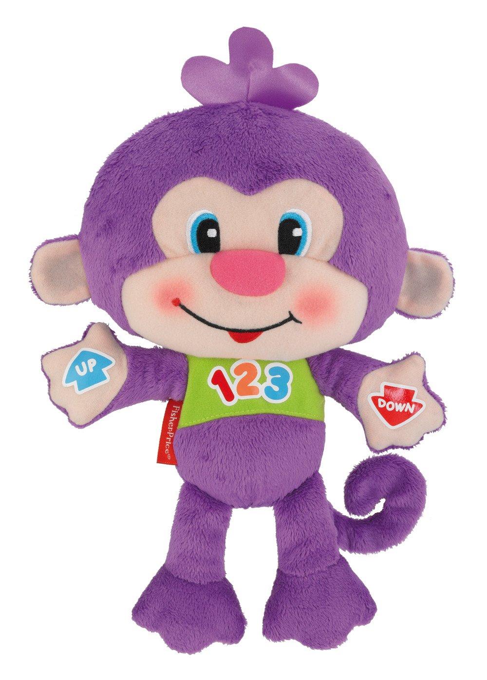 Fisher Price Monito aprende los contrarios Mattel BCG