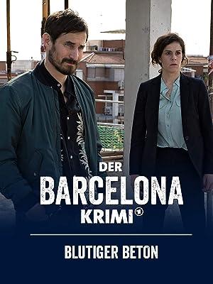 Barcelona Krimi Blutiger Beton