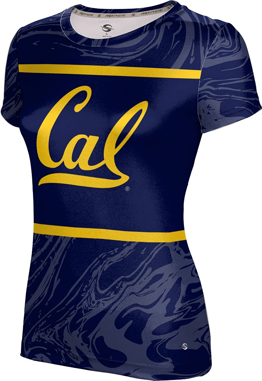 Ripple ProSphere UC Berkeley Cal Girls Performance T-Shirt