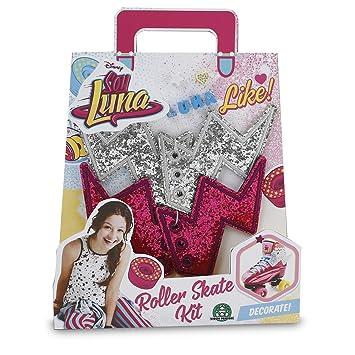 Soy Luna - Roller Skate Kit (Giochi Preziosi YLU36000): Amazon.es: Juguetes y juegos
