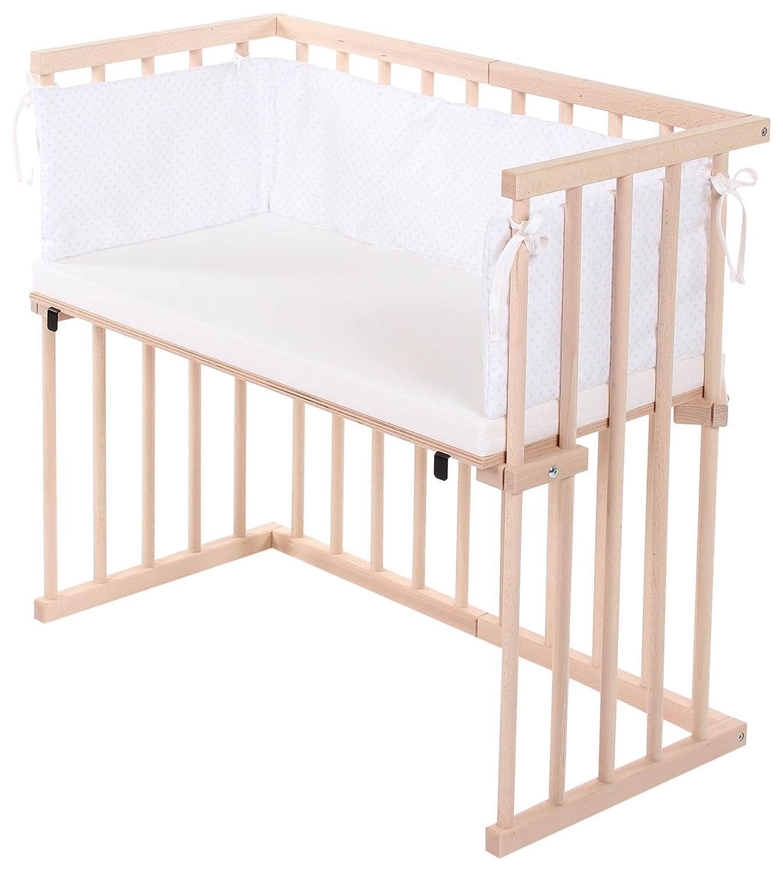 dreamgood–135142auxiliar cama haya Incluye Colchón Prime Air & Nido, color marrón