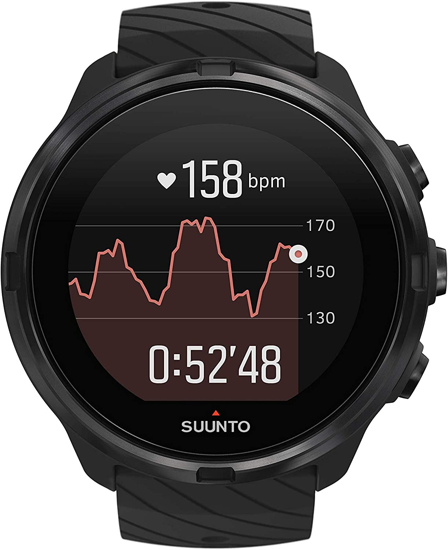 Suunto 9 Reloj con GPS para Multideporte, Unisex, Negro (All Black ...