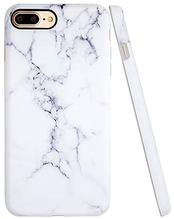 Amazon.com: Carcasa iPhone 7Plus, patrón piedra ...