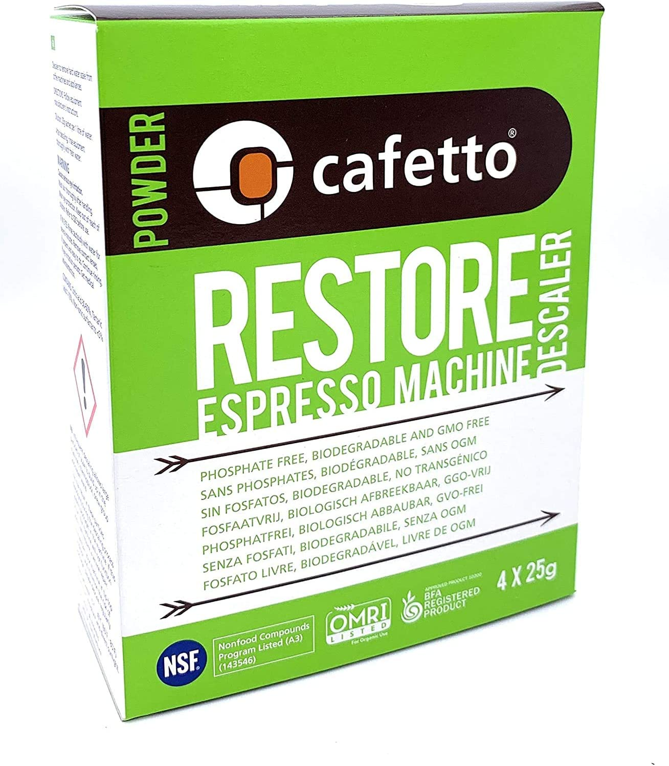 Cafetto B30 Super Automatic Espresso Machine Cleaning Tablets 150 tablets