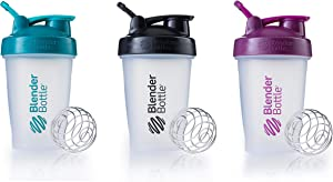 Blender Bottle 20oz Sundesa (3) (Colors Vary)