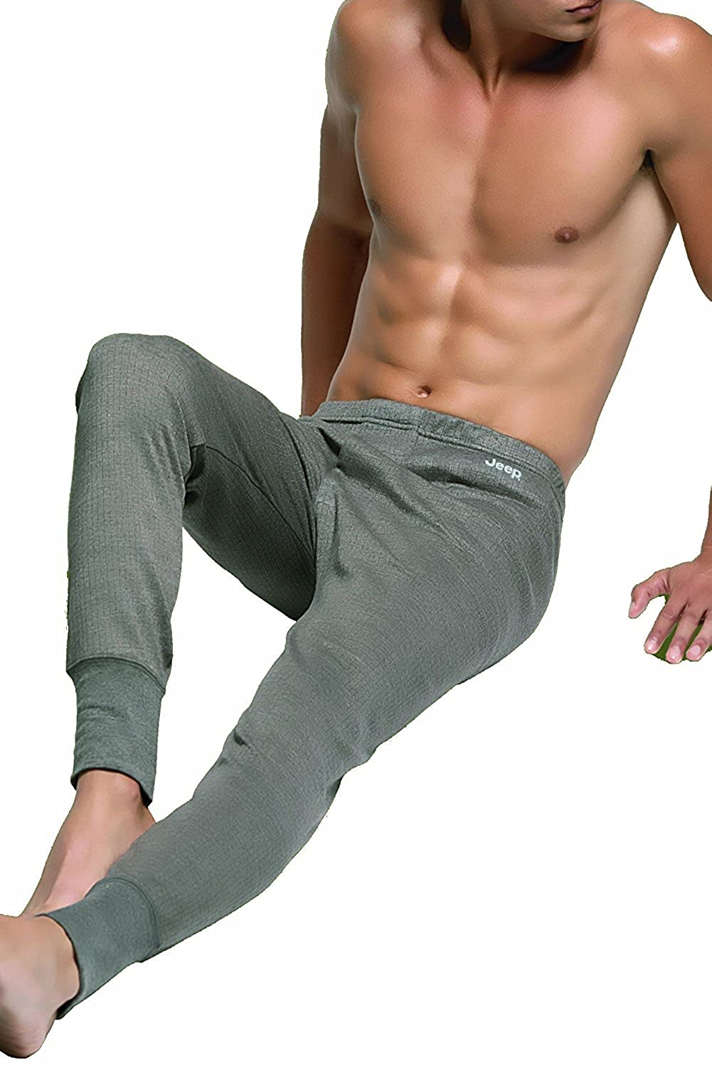 Jeep Mens 1 Pair Thermal Long Johns