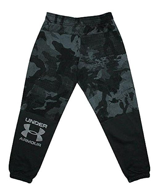 taniej szybka dostawa cienie Amazon.com: Under Armour Big Boys Youth UA Jogger Fleece ...