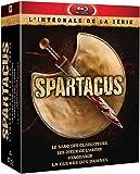 Spartacus - L'intégrale de la série : Le sang des Gladiateurs + Les dieux de l'arène + Vengeance + La guerre des damnés [Blu-ray]