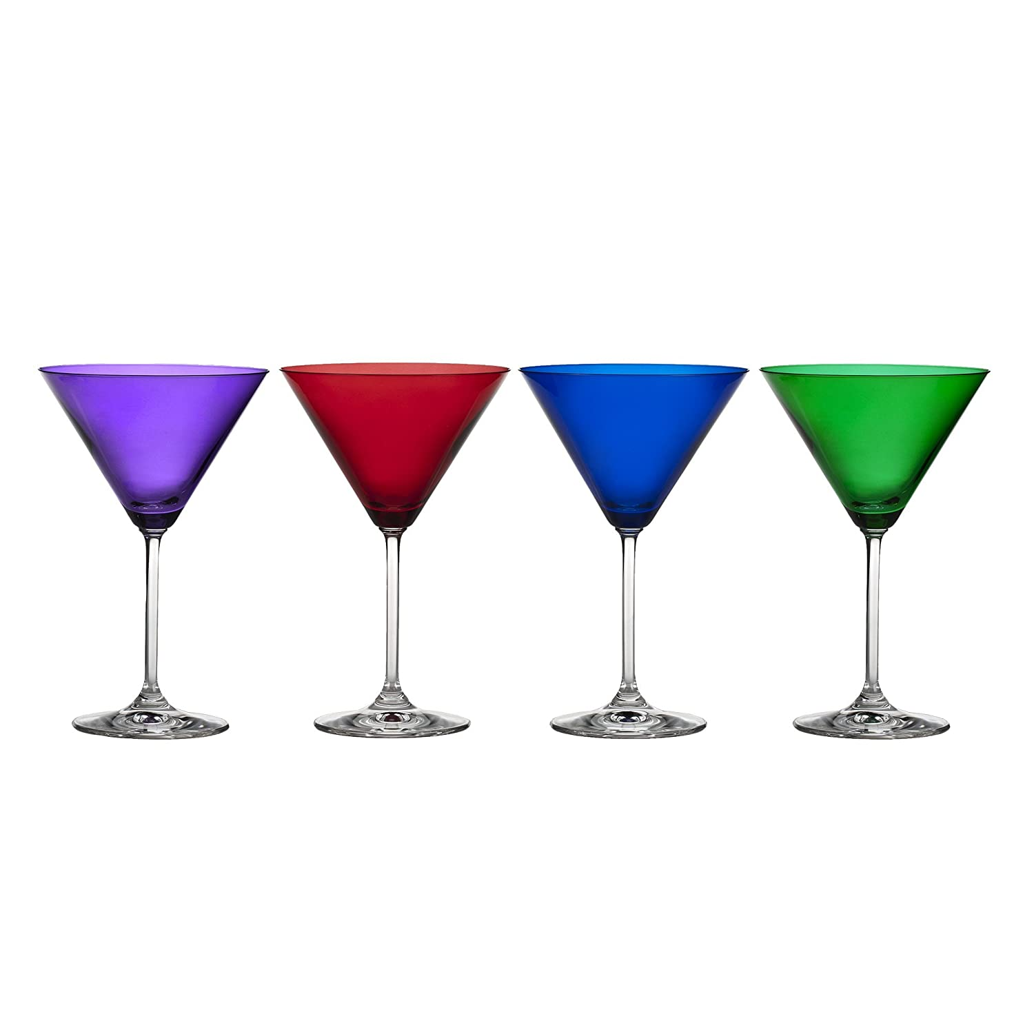 Marquis by Waterford Vintage Jewels Martini Glass, Set of 4 165122