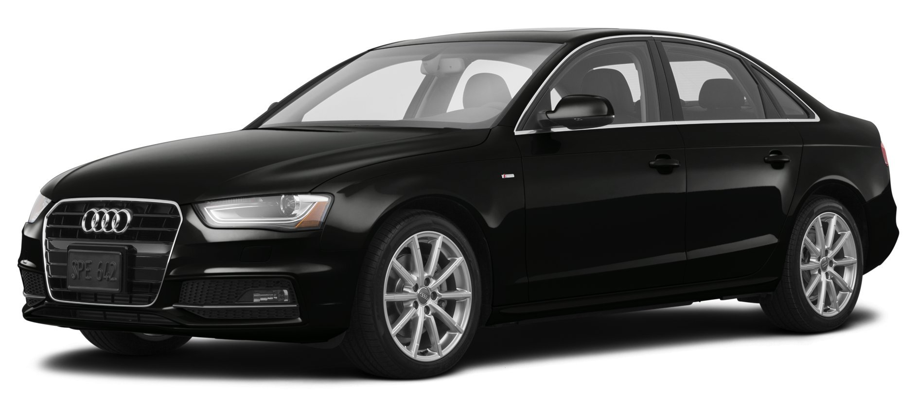 ... 2015 Audi A4 Quattro Prestige, 4-Door Sedan Manual Transmission quattro  2.0T