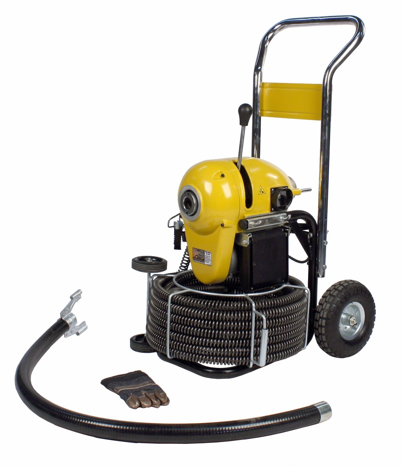 Steel Dragon Tools K1500A Sewer Line Pipe Drain Cleaning Machine fits RIDGID C-11 Snake Cable