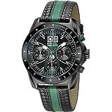 BREIL Reloj ABARTH Hombre Cronógrafo Negro verde - TW1361