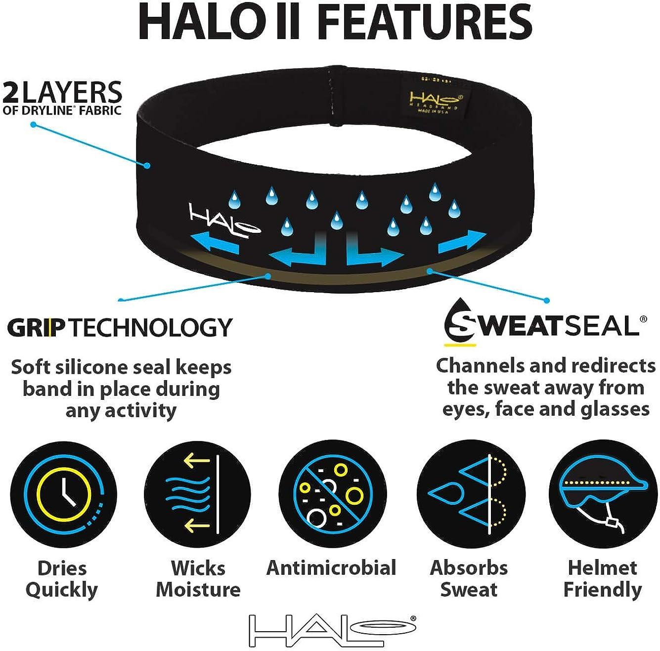 White Halo Headband Pullover 1 Size