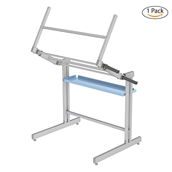 Pragati Systems Techniker Adjustable Engineering Drawing Stand (Drafting  Table), Elephant Size (For