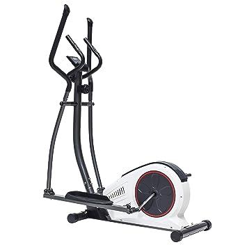 TechFit E450 Cross Trainer, Bicicleta Elíptica para el hogar, Máquina de Cardio para Ejercicios