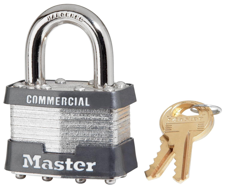 Home Improvement Master Lock 1KA 2190#1 Laminated Padlock Jensen