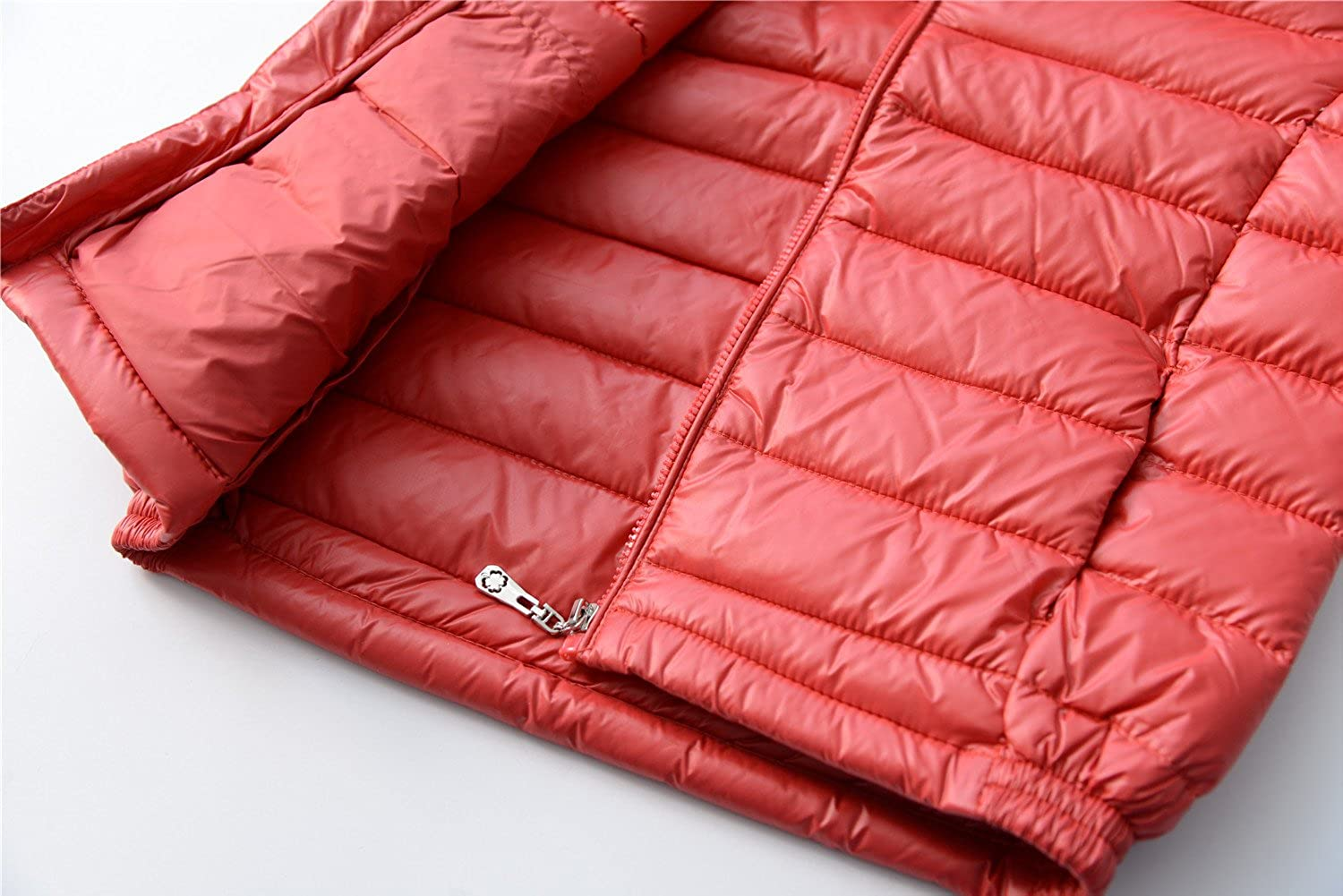 M2C Boys /& Girls Ultralight Packable Down Bubble Jacket with Hood HNDN03US