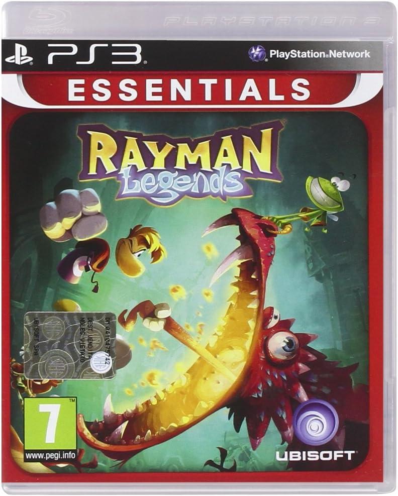 Ubisoft Rayman Legends Essentials, PlayStation 3 - Juego ...