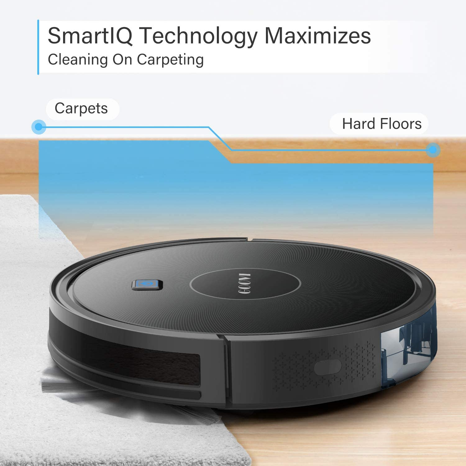 Household Gadgets: Daily Deals On Tech Every Home Needs - Robot Vacuum Cleaner