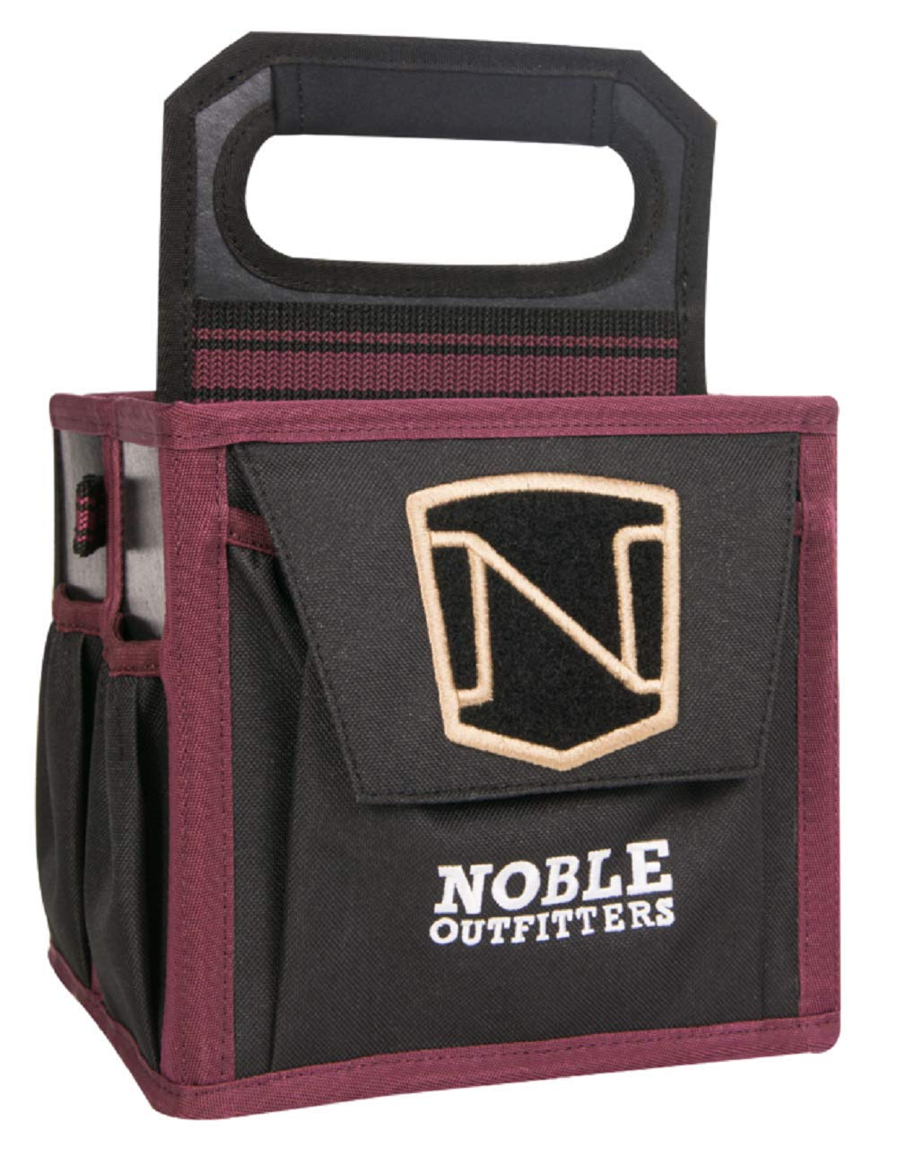Noble Outfitters ミニ馬具 道具 トートバッグ  ワインレッド(Merlot) B07M7T3D23