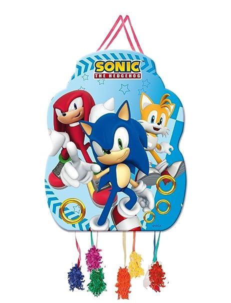 Piñata Sonic grande: Amazon.es: Juguetes y juegos